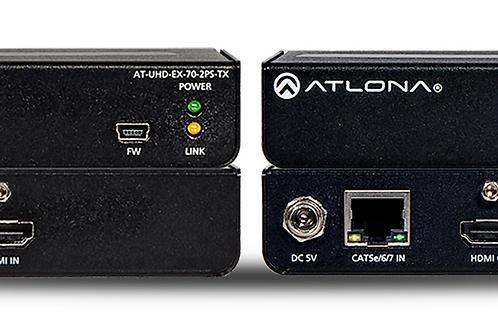 4K/UHD HDMI Over HDBaseT TX/RX Kit