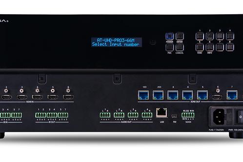 4K/UHD 6×6 HDMI to HDBaseT Matrix Switcher