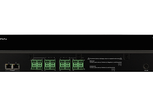 IP to Analog Audio Bridge