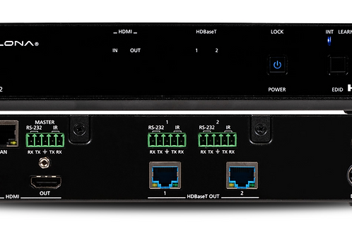 4K/UHD HDMI to HDBaseT Distribution Amplifier