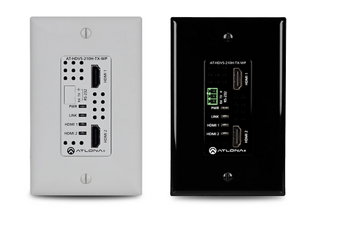 Wallplate Switcher for HDMI