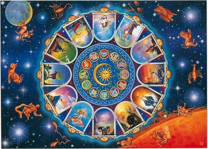 консультации астролога, обучение астрологии, гороскоп рождения