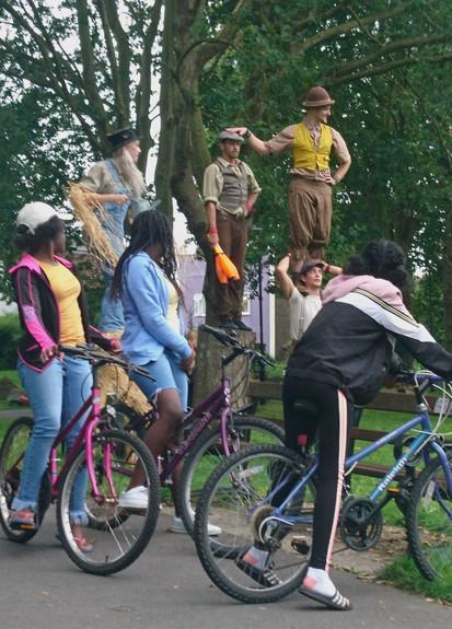 Farmyard Circus with the bike crew.jpg
