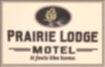 Prairie Lodge Motel Logo