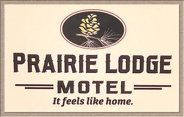 Prairie Lodge Motel Logo