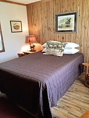 Prairie Lodge Single Room