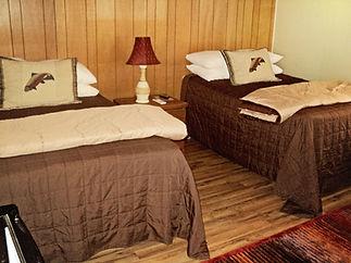Prairie Lodge Double Room