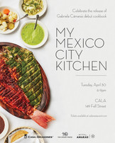 cookbook release party