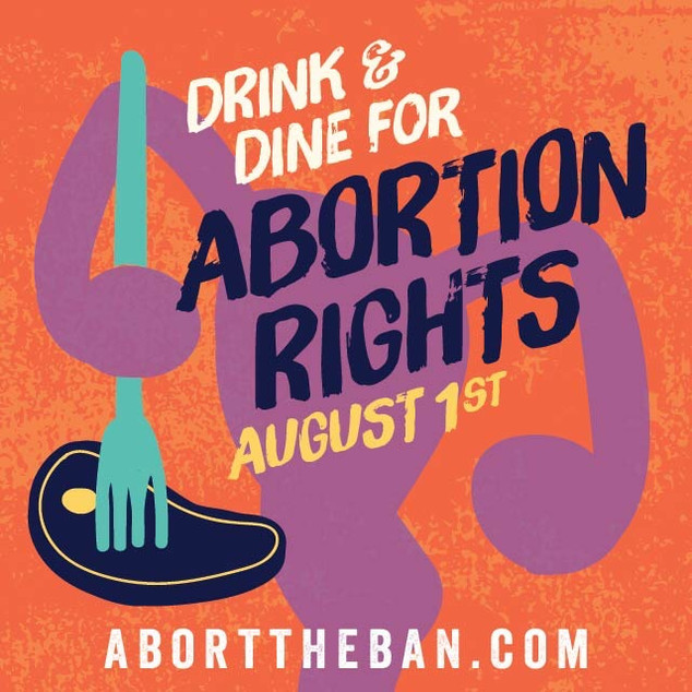 bay area drink & dine for abortion rights