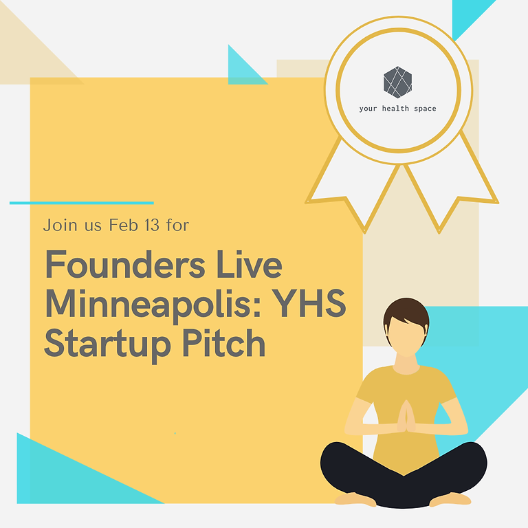 Past: Founders Live Pitch