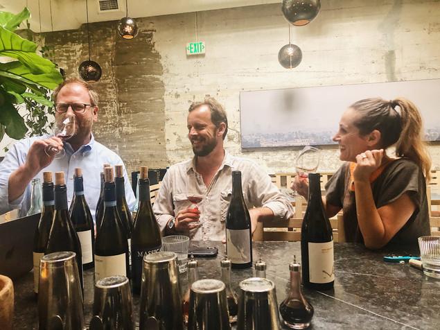 winemaker takeover