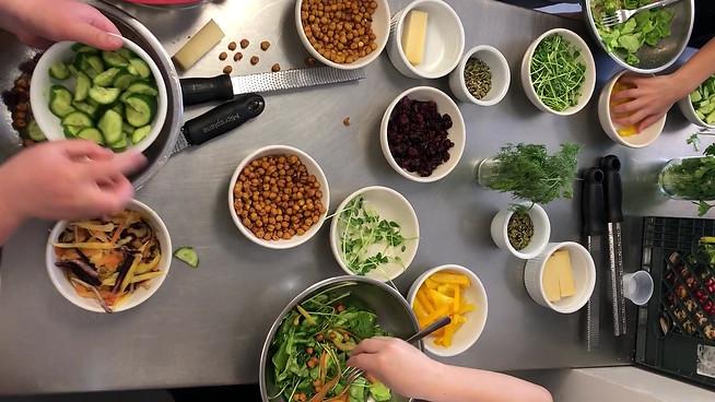 yum chefs cooking program