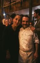 gabriela cámara + chef nate at zuni cookbook dinner
