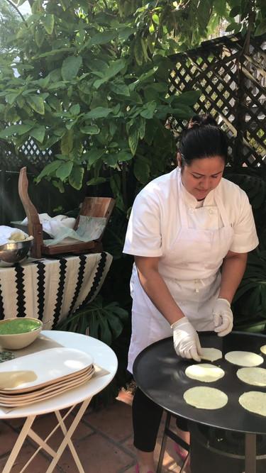 fresh tortillas de cala restaurant