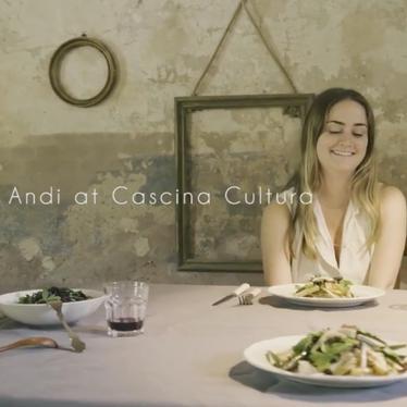 solo 6 week italian culinary exploration