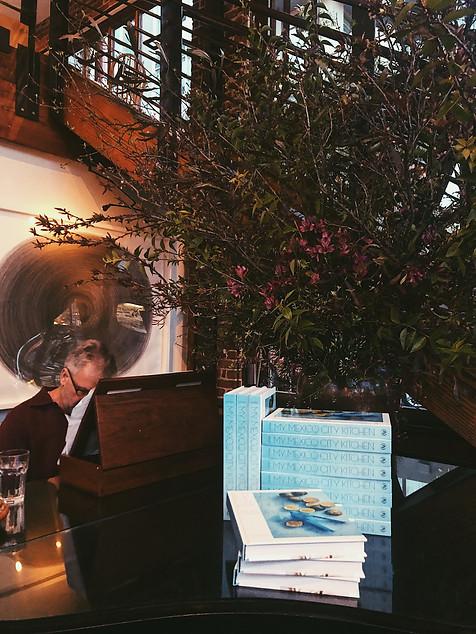 cookbook dinner at zuni cafe