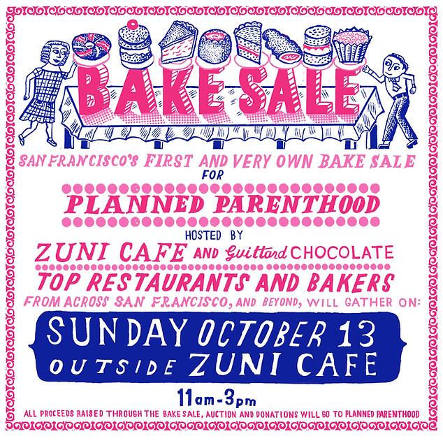 planned parenthood bake sale