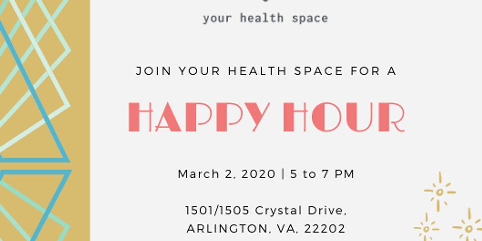 Past: Happy Hour Arlington VA