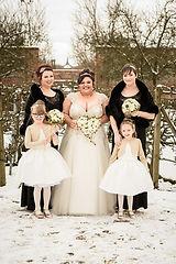 Jacqui O Winter wedding, Combermere Abbey