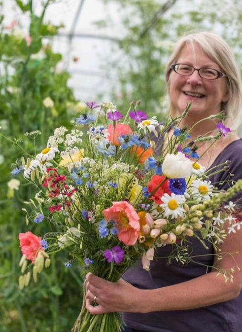 Carol Siddorn, Carols Garden