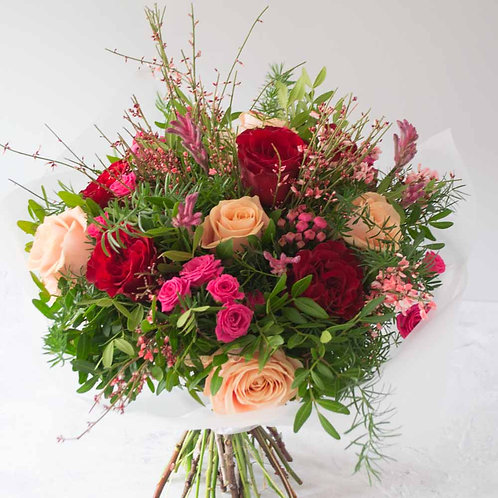 'Exquisite moments' Flower gift bouquet