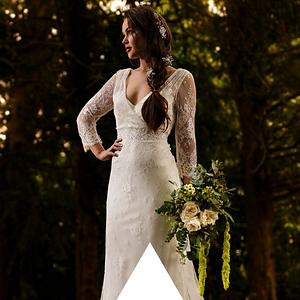 Bridal bouquet, Nantwich
