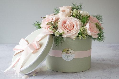 'Garden scent' hat box