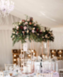 Iscoyd Park Shropshire wedding flowers.j