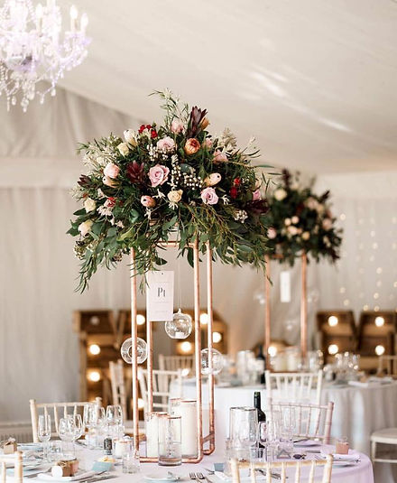 Iscoyd Park Shropshire wedding flowers.j