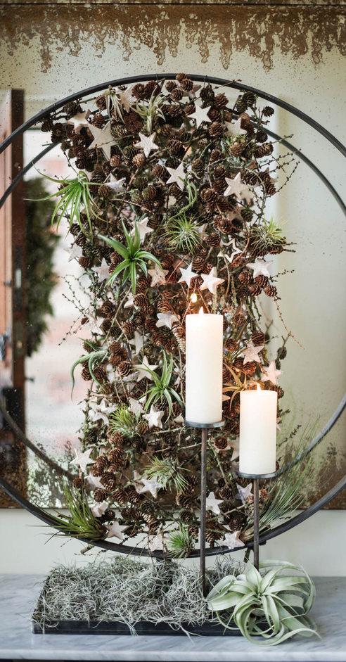 Green Ritual sculpture