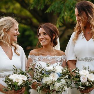 Jess & her maids