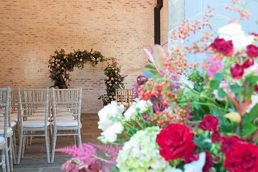 'Quicksand' rose, 'Wanted' Garden rose - wedding flowers - Cheshire