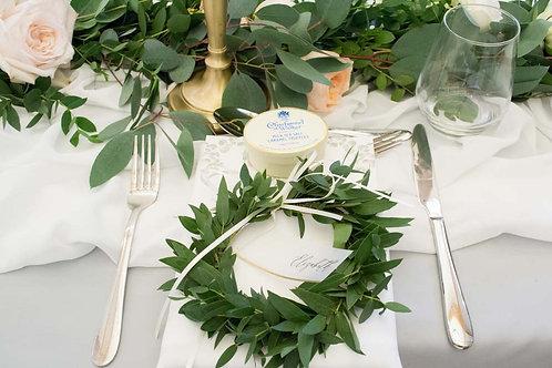 'Green Ritual' Mini Wreath