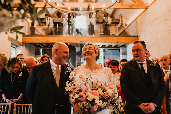 Tania & Steve, Dorfold Hall wedding flow