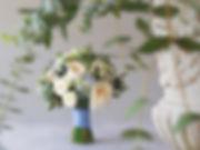 Ranunculus, hydrangea and bouvardia  bri