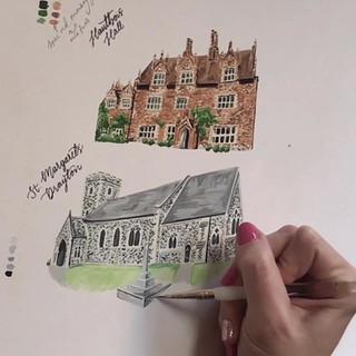 Venue Painting Video