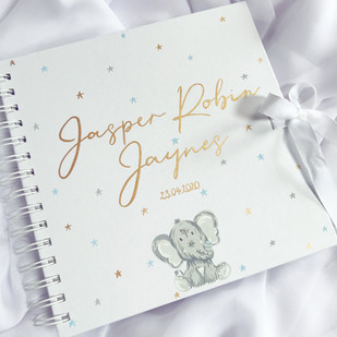 Elephant Guest Book