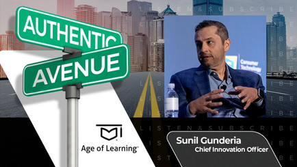 Age of Learning | Sunil Gunderia on Giving Our Future Hope in the Classroom