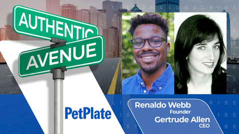 Pet Plate | Renaldo Webb and Gertrude Allen: Vetted by Vets