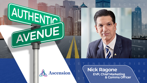 Ascension | Nick Ragone: One Mission, Millions of Lives