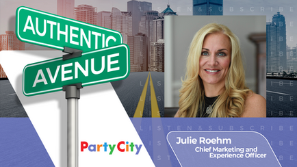 Party City | Julie Roehm: How to Know it's the Right Fit