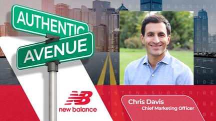 New Balance | Chris Davis: Radically Agile, Fearlessly Independent