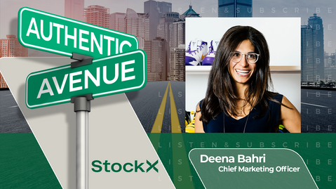 StockX | Deena Bahri: Harnessing the Hype