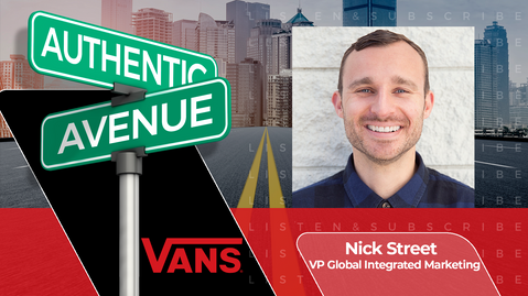 Vans | Nick Street: How To Enable Creativity