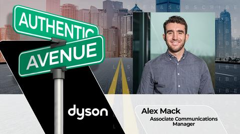Dyson | Alex Mack: How To Not Suck at Being an Influencer | Influencer Focus