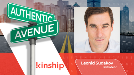 Kinship | Leonid Sudakov: The Intersection of Humanity and Care