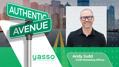 Audaciously, Authentically, Delicious: Andy Judd, Yasso