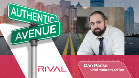 Rival | Dan Parise: How to Authentically Combine Live and Virtual Sport