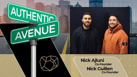 TRUFF | Nick Ajluni and Nick Guillen: Lost in the @sauce