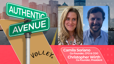 """Volley   Camila Soriano and Christopher Wirth: Nixing Your Seltzer's """"Natural Flavors"""""""